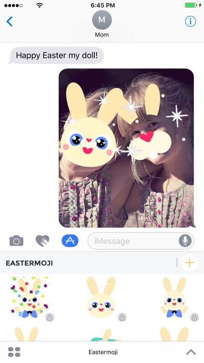 Eastermoji - Animated Easter Emoji and Stickers
