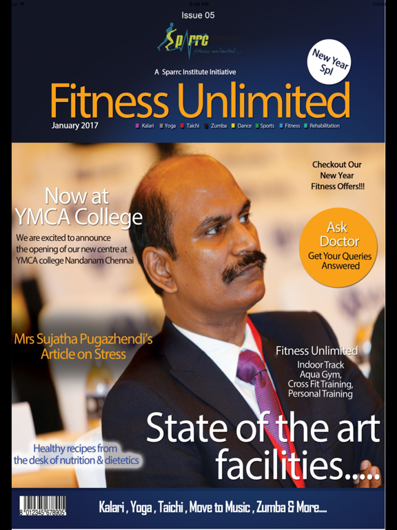 Fitness Unlimited Magazine screenshot 6