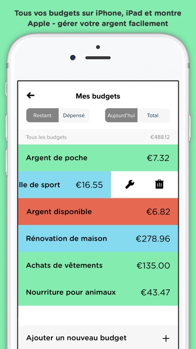 download Pennies – budget et dépenses apps 4