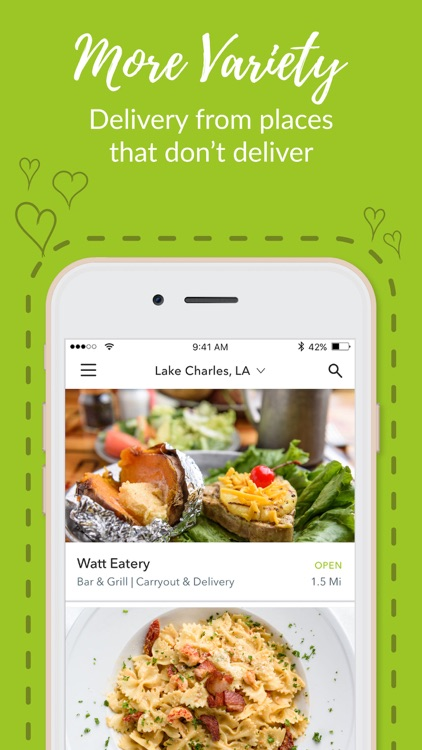 Waitr — Food Delivery & Carryout