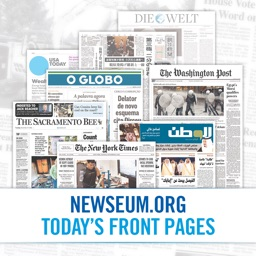 Today's Front Pages by the Newseum