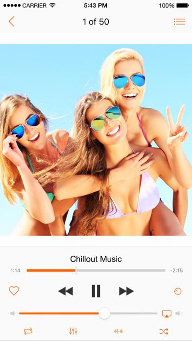 音楽 無制限の - Mp3 プレーヤー Proのおすすめ画像2