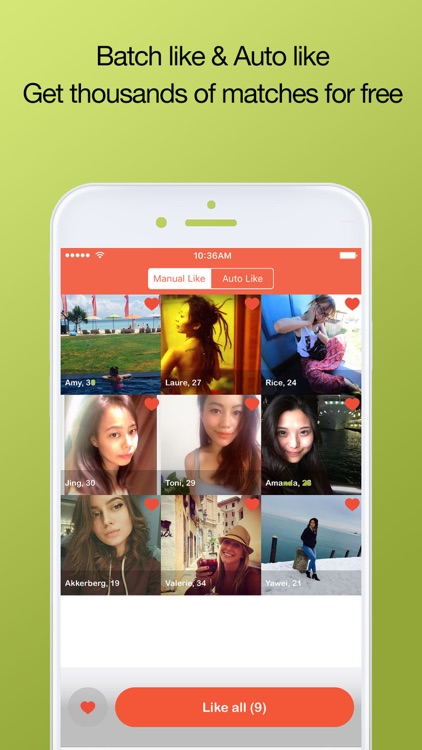 Liker for Tinder-Matches Boost Plus & Pickup lines screenshot-3