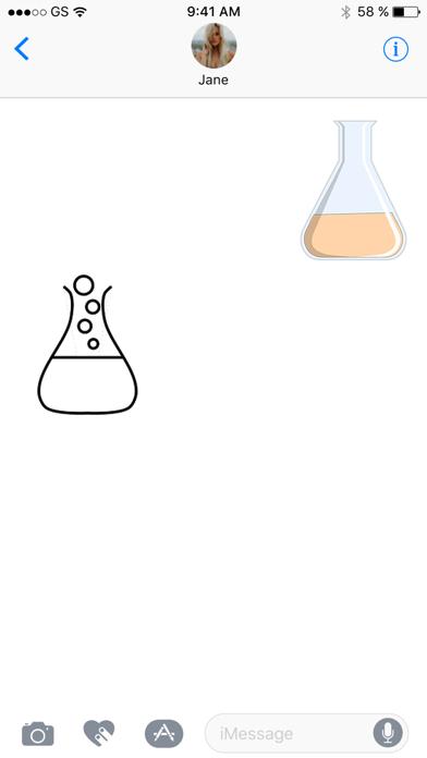 瓶貼紙屏幕截圖2