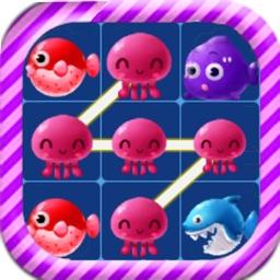 Pet Link Legend - Connect Match 3