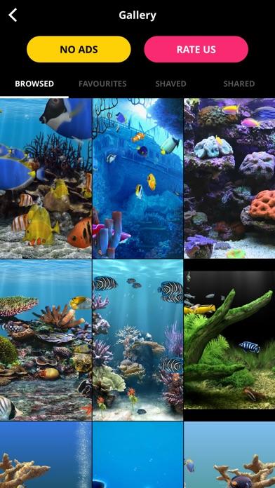 aquarium live wallpaper nature coral ocean scene by varsada