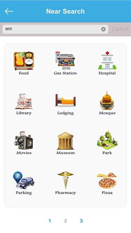 Baltimore Wifi Hotspots screenshot-3