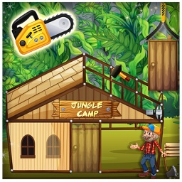 Jungle Camp Builder Simulator – Kids Adventure
