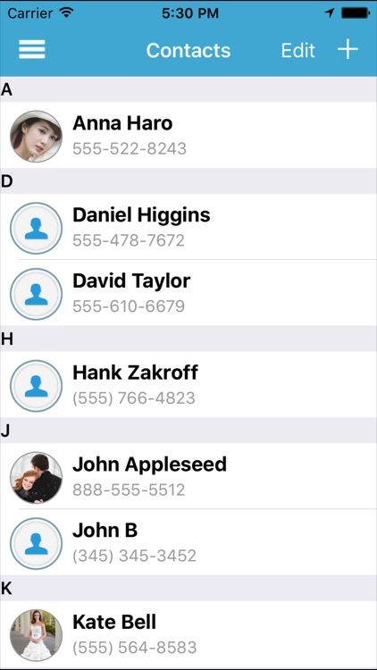 Advanced Contacts Manager - Merge & Backup