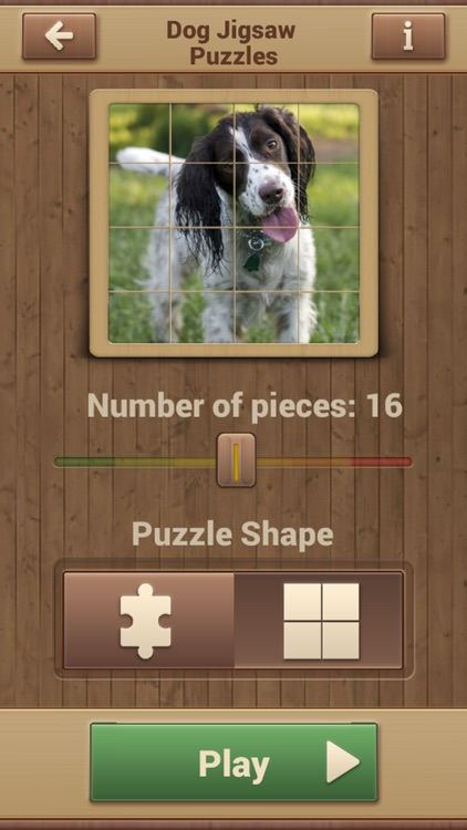 Dog Jigsaw Puzzles