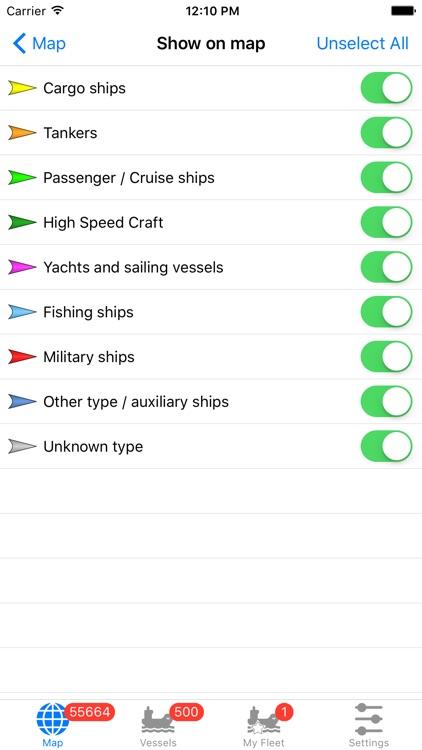 VesselFinder Pro screenshot-3