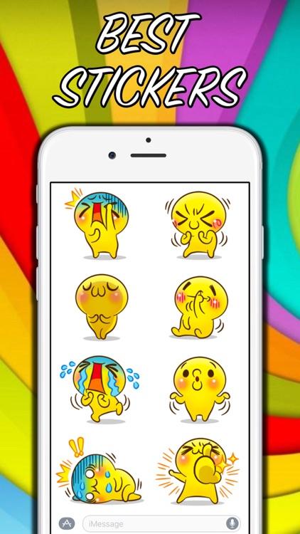 Cute Emoji! screenshot-3