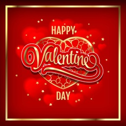 Valentine's Day Greeting Card E-Cards