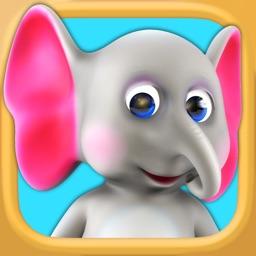 My Talking Elephant Elly - Virtual Pet