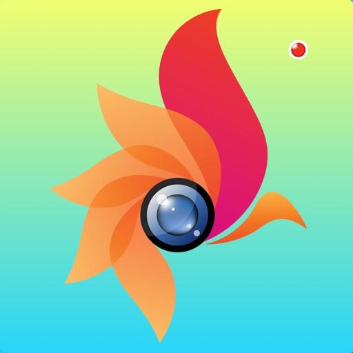 Sweet Camera: beautyplus effect application logo