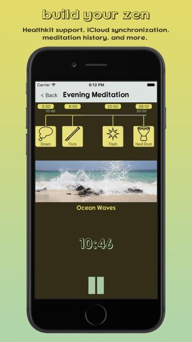 Zen Builder - Meditation & Relaxation Timer screenshot two