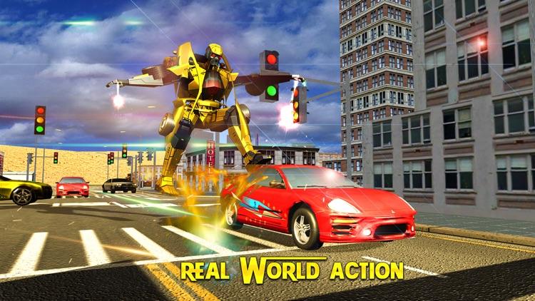 Grand robot car simulator – Ultimate robocar drive