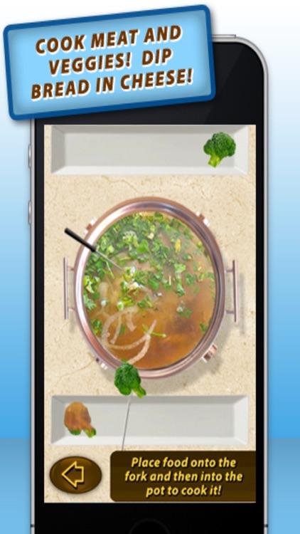Fondue Maker screenshot-4