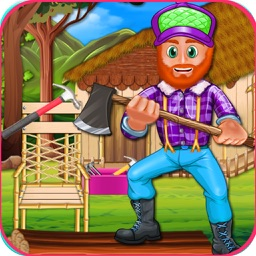 Furniture Factory Builder Mania - Game for Girls