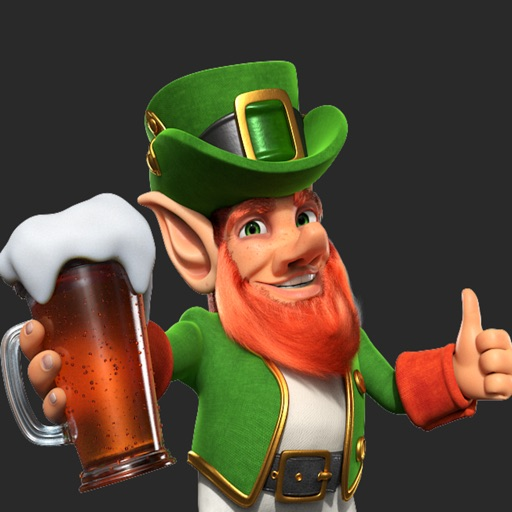 St Patty Text - by Catchy