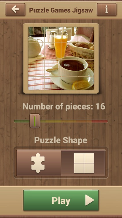 Puzzle Games Jigsaw