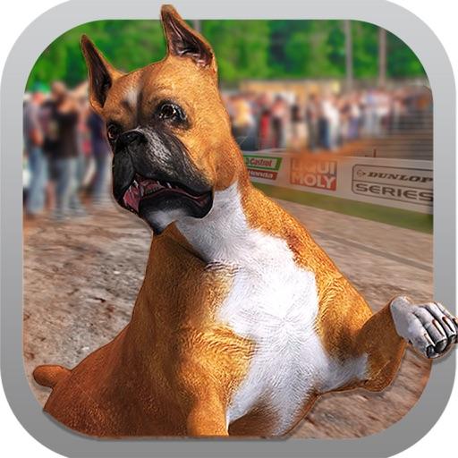 Dog Race Greyhound 3D- Dog Racing Game