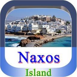 Naxos Island Offline Map Travel Guide