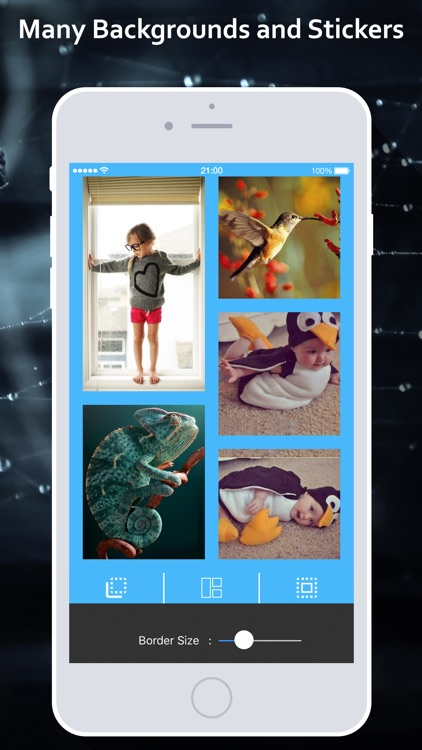 Collage Mix Pro - pic grid and photo collage maker screenshot-3