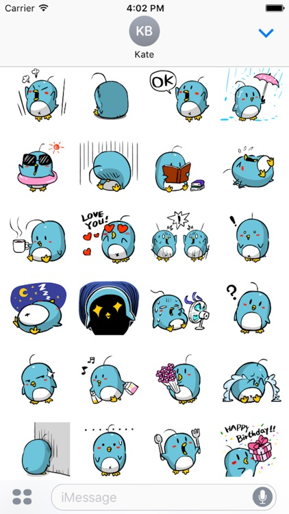 Baby Blue Penguin screenshot-2