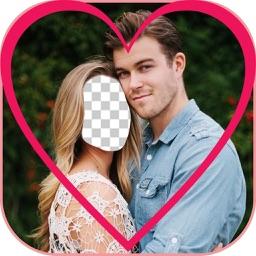 Valentine Face Swap - Best Love Couple Photo Suit