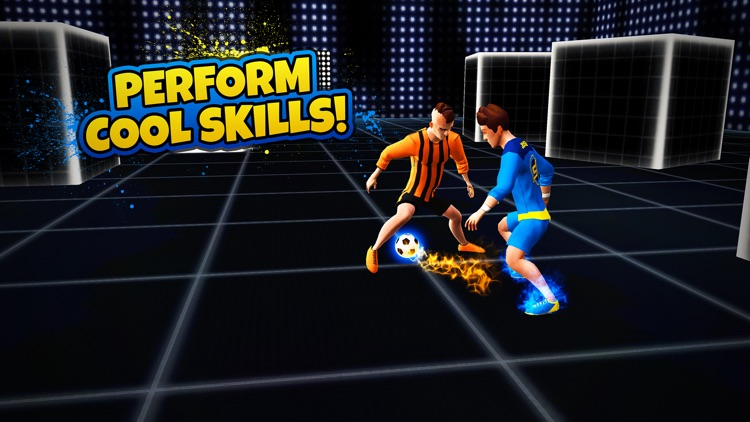 SkillTwins Football Game screenshot-4