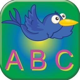 Animal ABC Alphabet Merge How Kids Letter Toddler