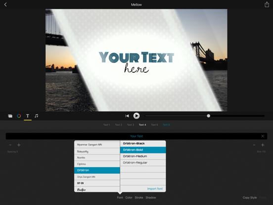 IntroMate - Video Intro Makerのおすすめ画像5