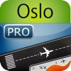 Oslo Airport Pro (OSL) + Flight Tracker