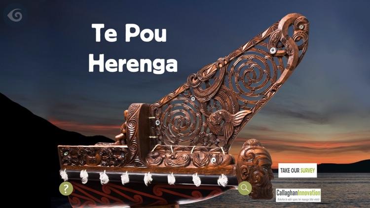 Te Pou Herenga - Landscape Edition screenshot-0