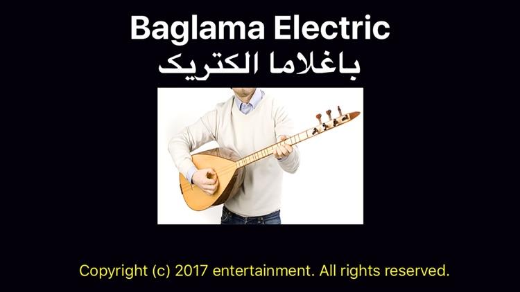 Saz Baglama Cal Electric screenshot-0