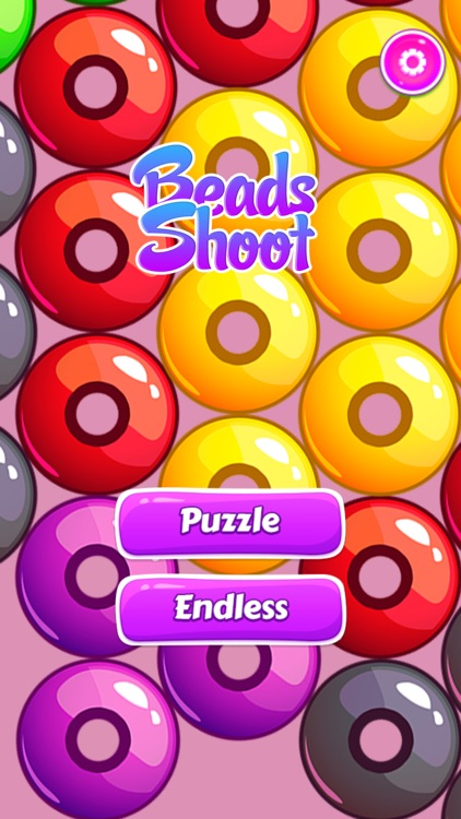 Beads Shoot - bubble blast screenshot-4