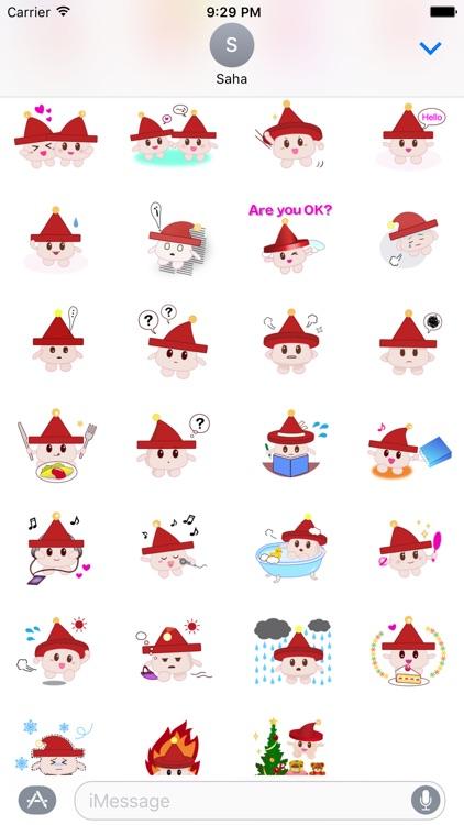 Little Boy Stickers