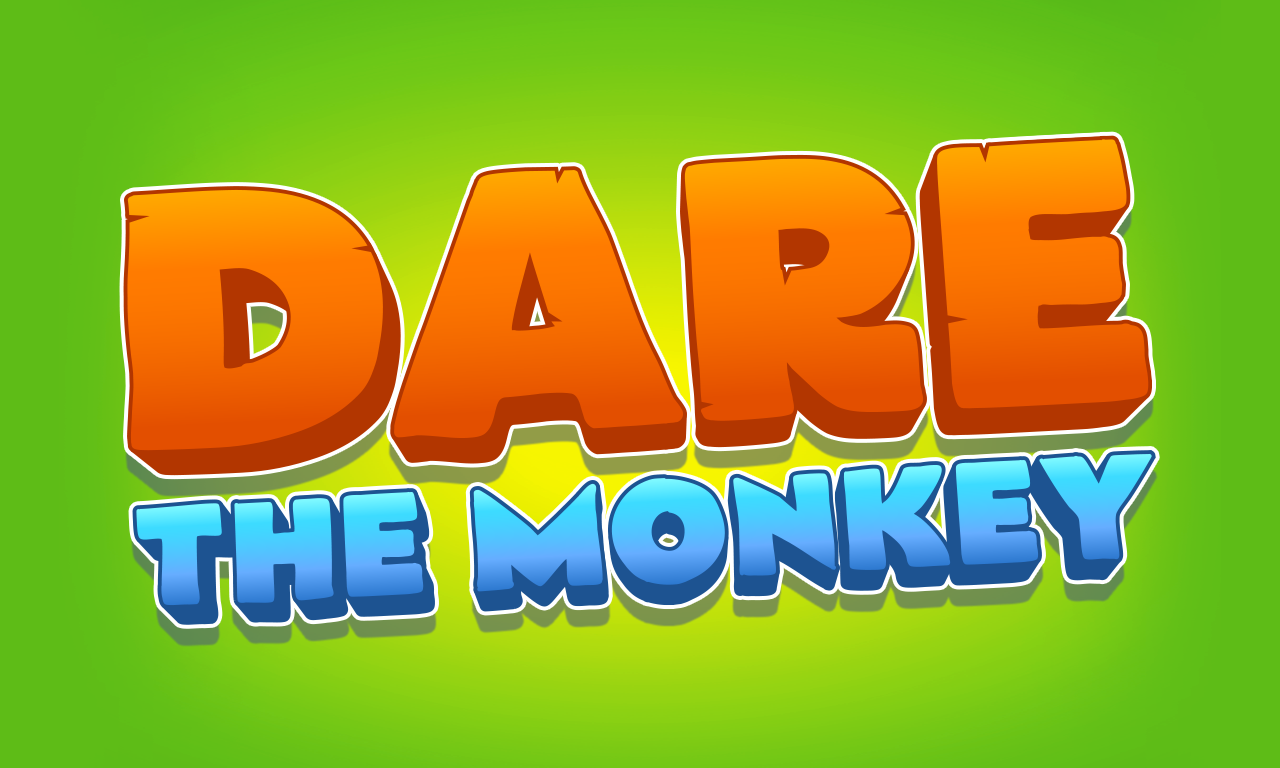 Dare the Monkey: Go Bananas!