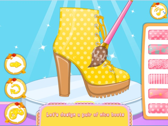 Ever After High Boots Trend Girl Games для iPad