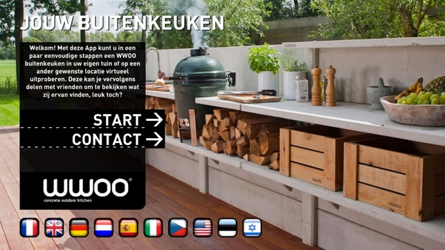 Tuin Design App : Wwoo in de app store