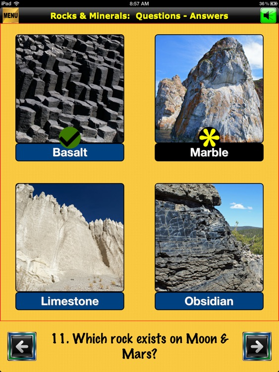 easyLearn Rocks & Minerals | Earth Science HD
