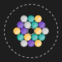 hexatized Bubble Shooter