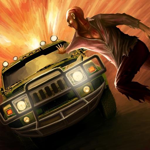 Zombie Escape-The Driving Dead Free
