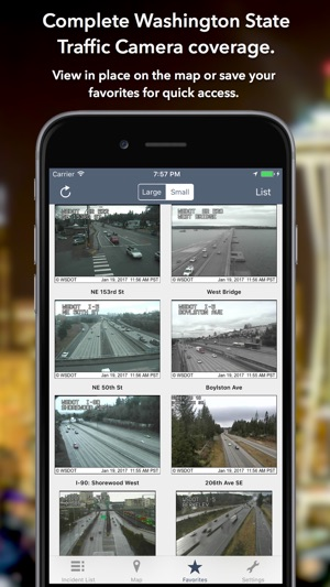 Washington State Roads on the App Store