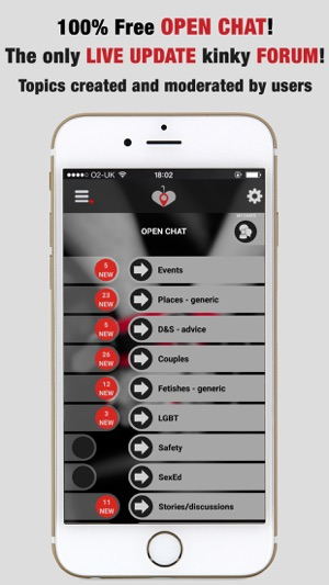 fetlife iphone app vu dating network for amp meetup on the 8916