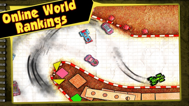 Paper Racer screenshot-3