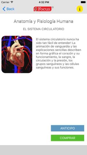 Anatomía y Fisiología Humana on the App Store