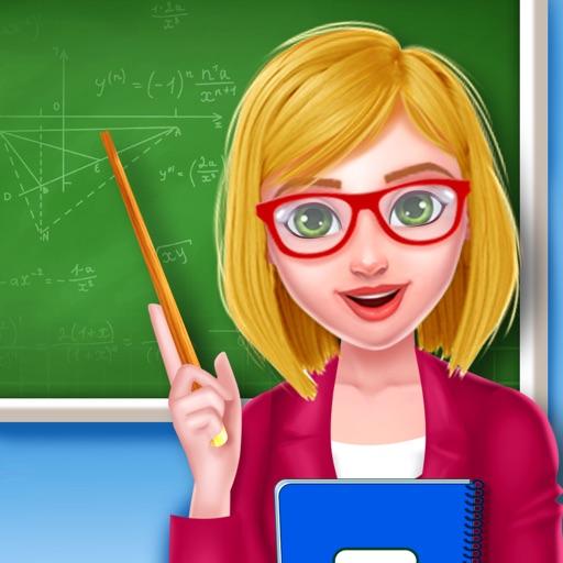 The School Teacher School Day