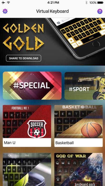 ViKey Keyboard - keyboard theme,sticker,emoji,font screenshot-3